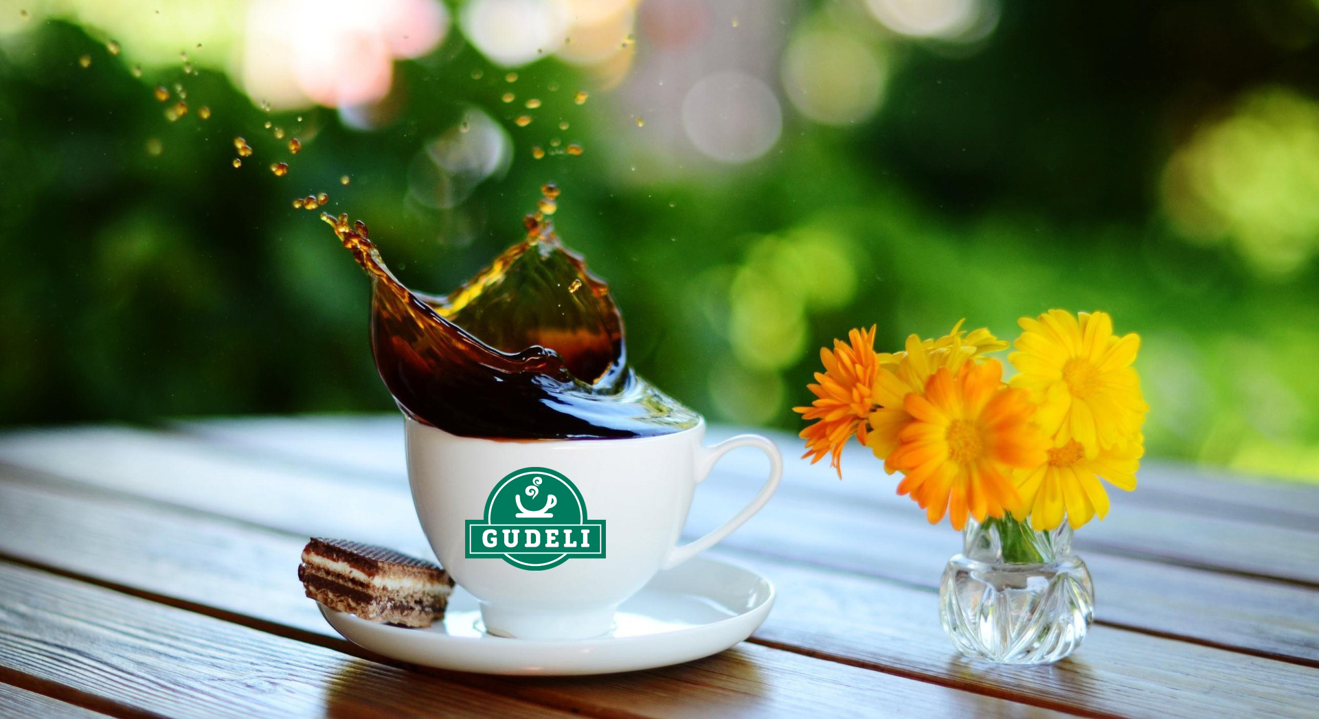 gudeli your coffee