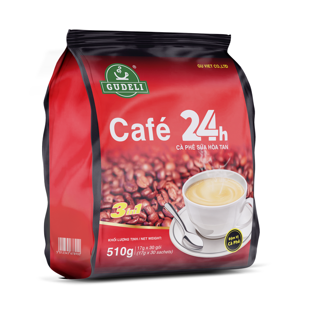 instant coffee 24h